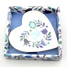Blue Dove Jewellery Dish